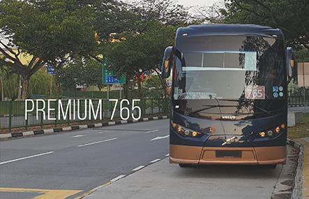 Premium 765 | Commute-Solutions Premium Buses