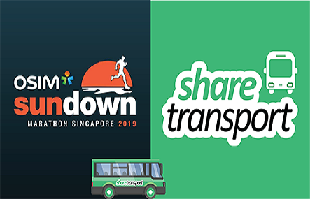 ShareTransport X Sundown Racepack Collection