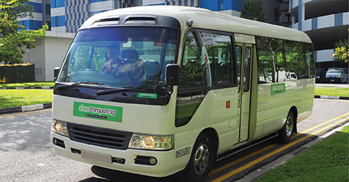 ShareTransport Route Updates