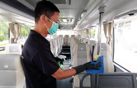 ShareTransport measures to tackle the Novel Coronavirus