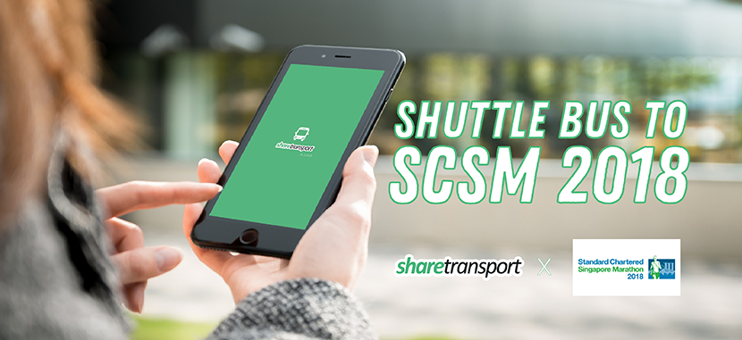 5 things you need to know about this year's Standard Chartered Marathon Shuttle Bus