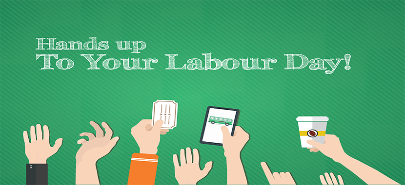 5 things to do on Labour Day