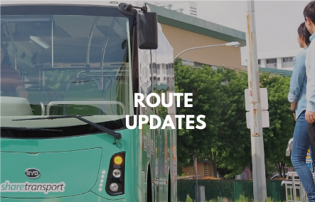 Bus Service PW1 from Punggol to Jurong East