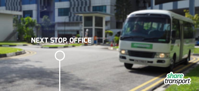ShareTransport Commuting App Upgrade