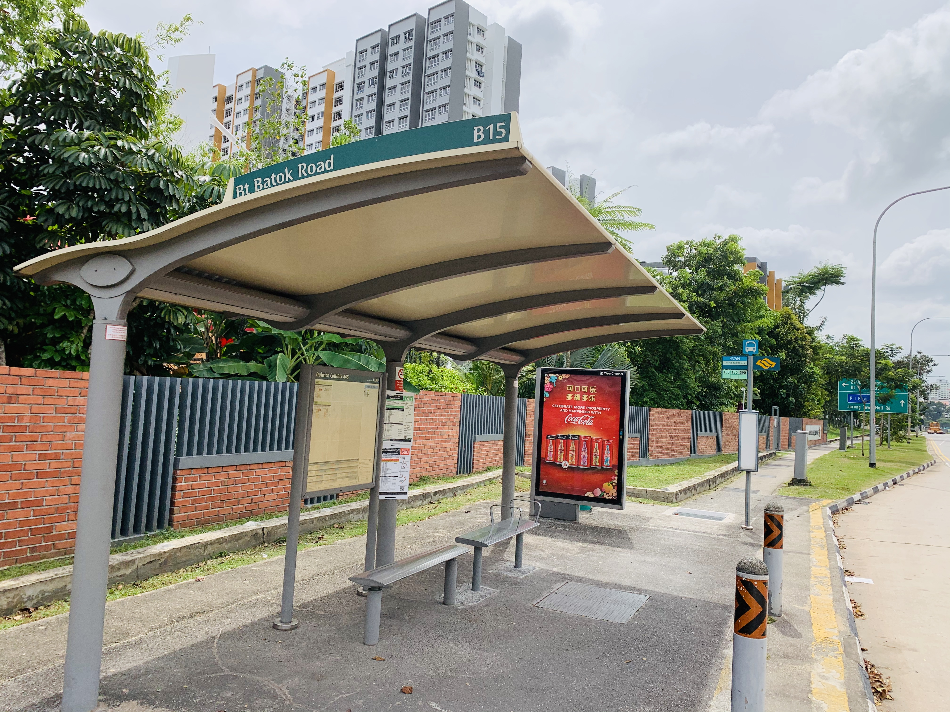 Multiple Bus Stops