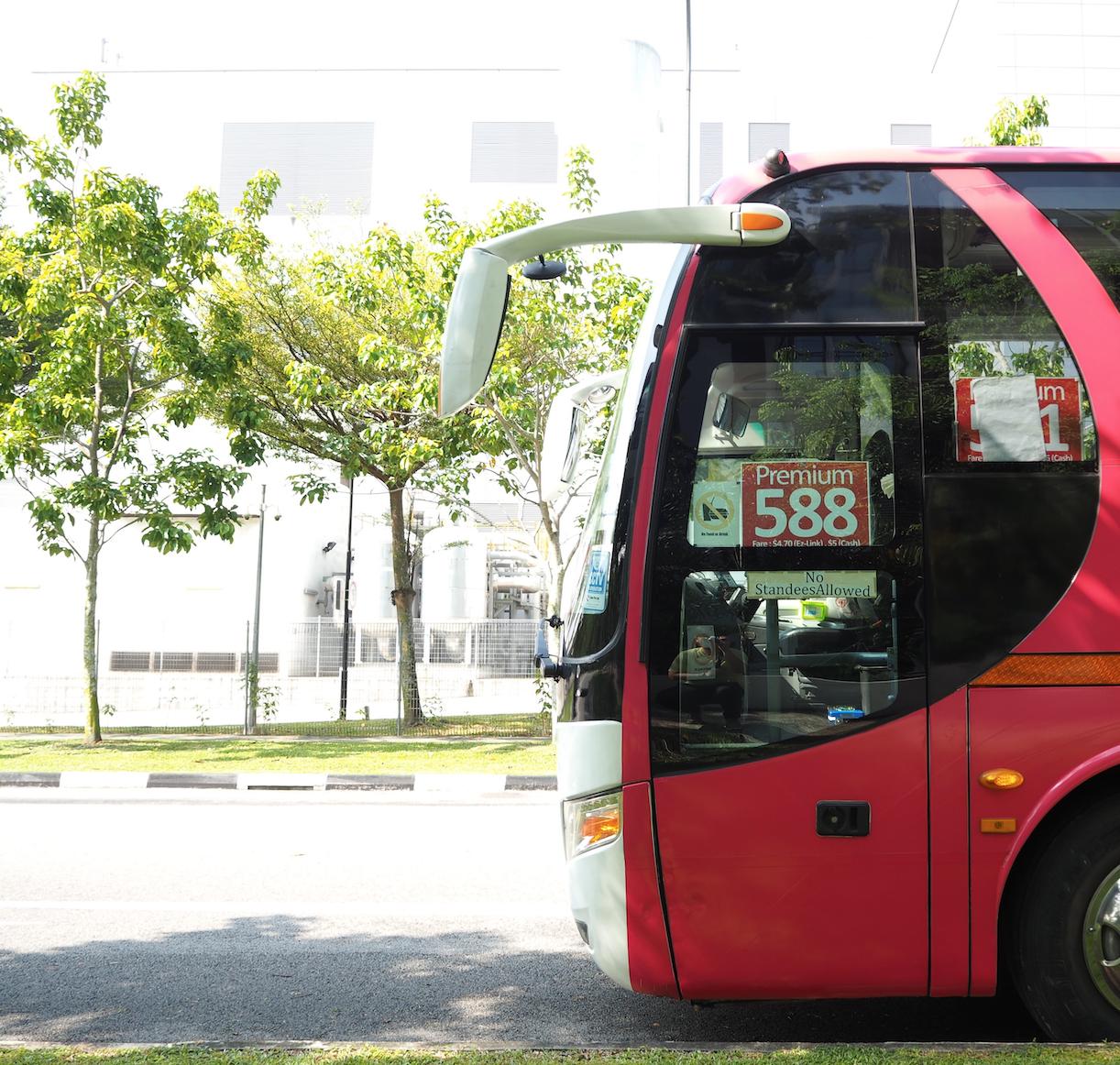 Premium Bus Singapore