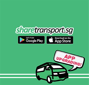 Booking of buspool rides simplified with upgraded ShareTransport mobile app